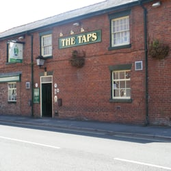 The Taps, Lytham St Annes, Lancashire, UK
