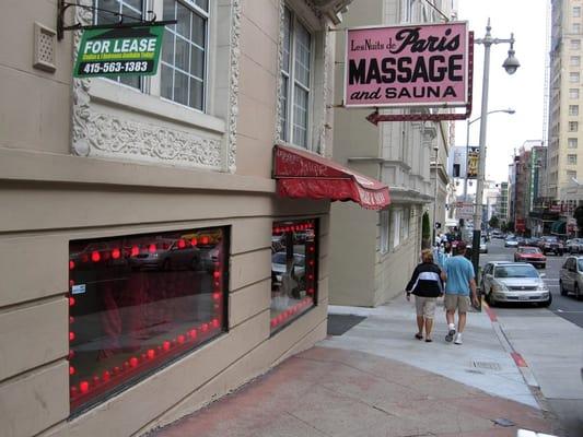 francisco paris massage