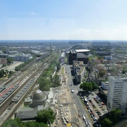 KölnTriangle & KölnTrianglePanorama, Cologne, Nordrhein-Westfalen, Germany