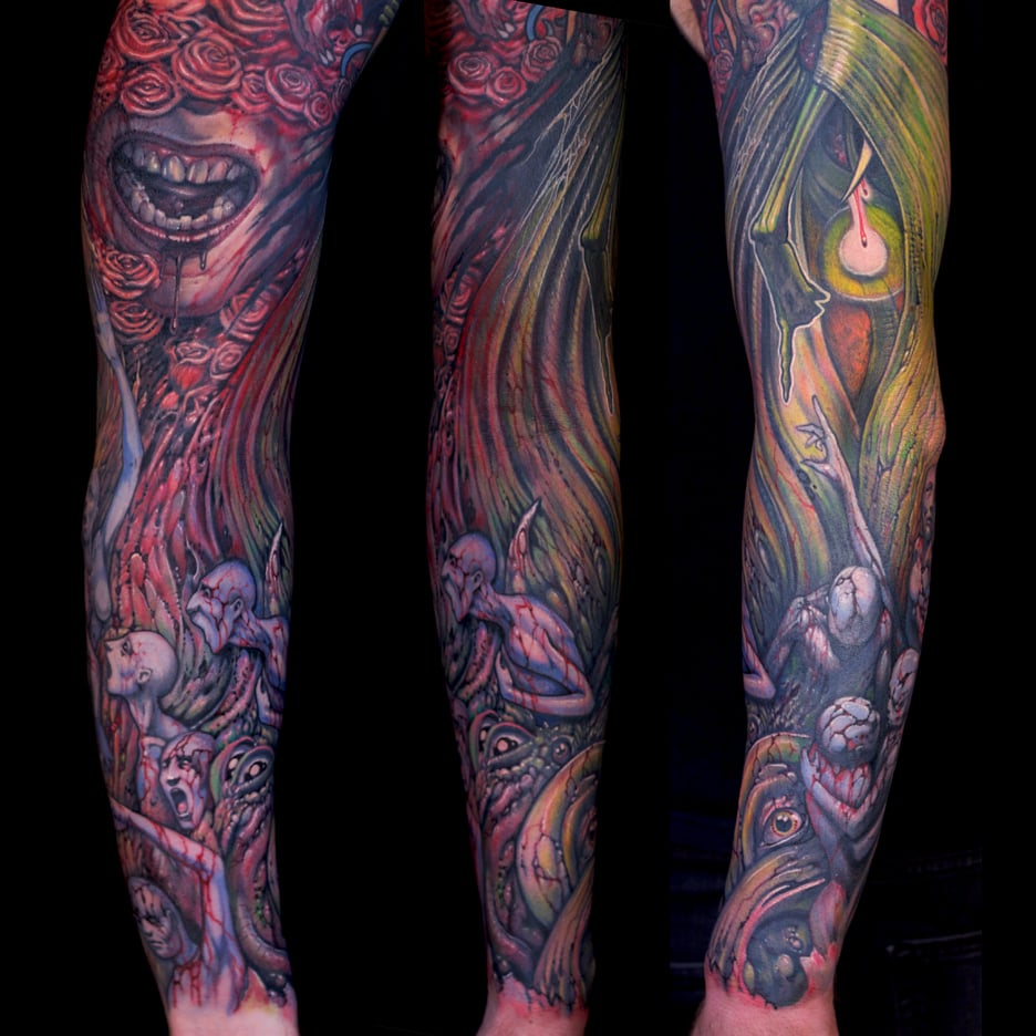 Women Tattoos in Private Areas