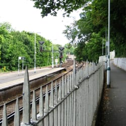 Preston Park Railway Station, Brighton