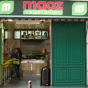Maoz, Paris