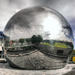 La Géode, Paris, France