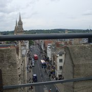 Carfax tower, Oxford, UK