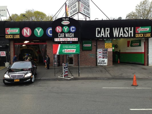 Car Wash Woodside Ny