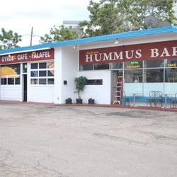 Denver Hummus Bar & Cafe logo