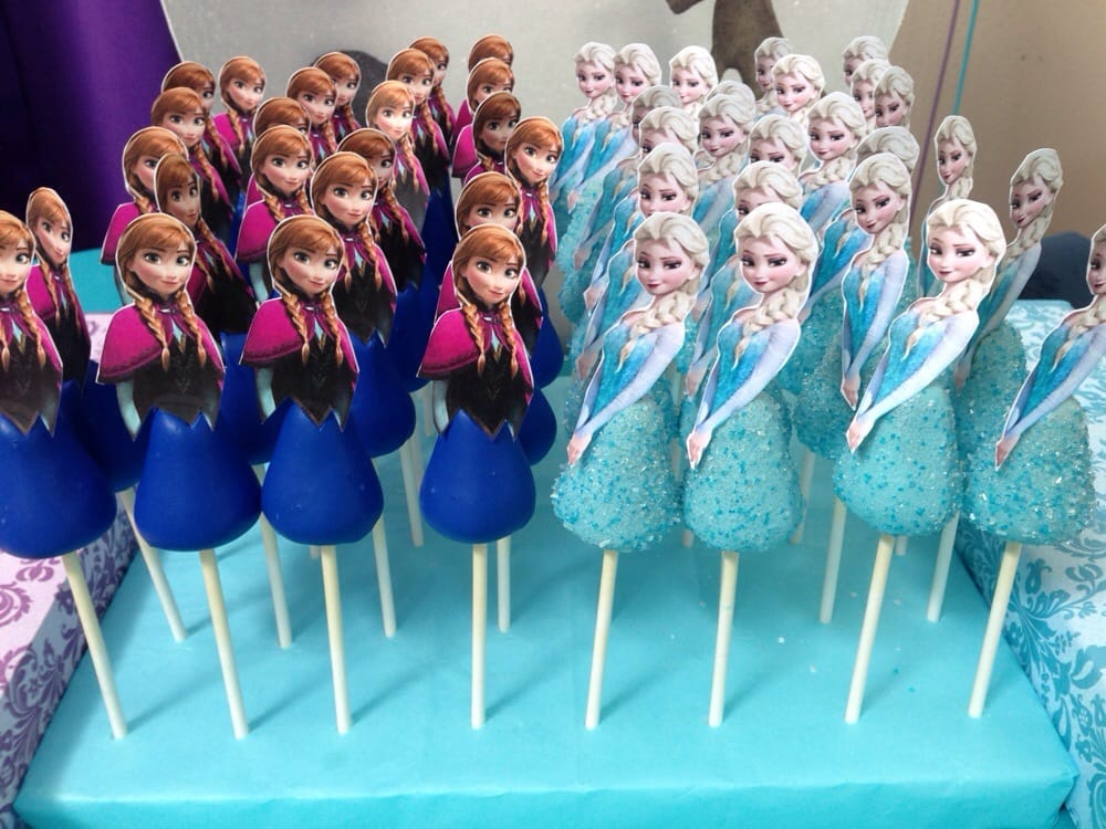 Images Of Frozen Cake Pops : Frozen cake pops! Yelp