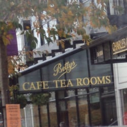 Betty's Cafe Tea Rooms, Ilkley, West Yorkshire