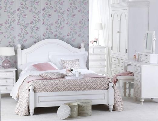 Harrisons Interiors Shabby Chic Bedroom Furniture