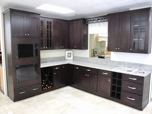 10x10 kitchen cabinets for $4500.00 installed | Yelp