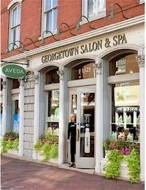 Aveda georgetown lifestyle salon spa day spas washington dc yelp - Aveda salon washington dc ...