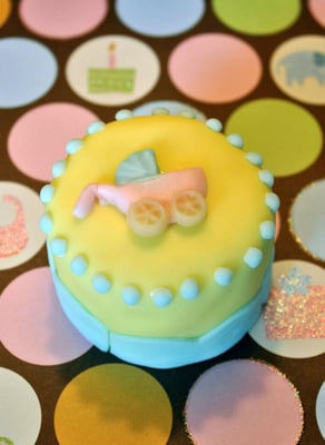 Baby shower cupcakes   Yelp