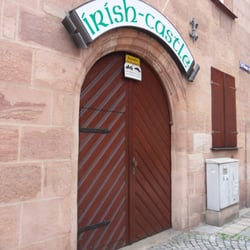 Irish Castle Pub, Nuremberg, Bayern, Germany