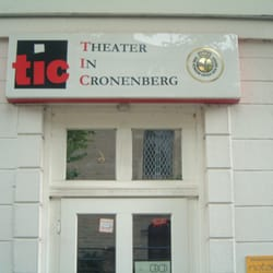 tic-Theater in Cronenberg, Wuppertal, Nordrhein-Westfalen