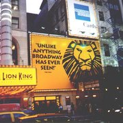 The Lion King, Londres, London, UK