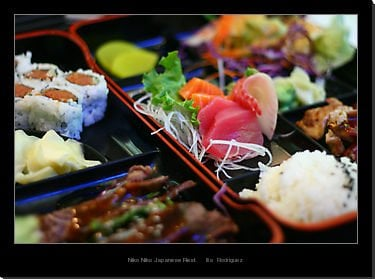 Niko Niko Sushi - Japanese - Rowland Heights, CA