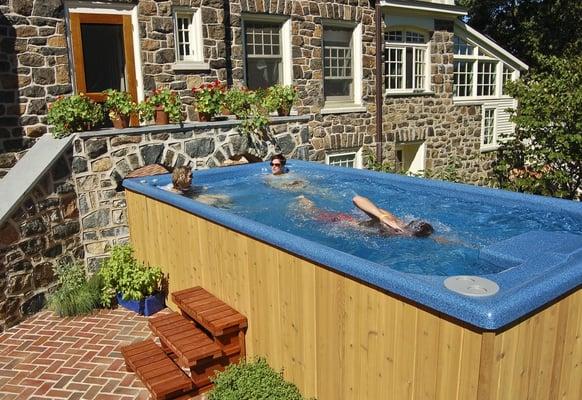 Endless Pool Swim Spa Yelp