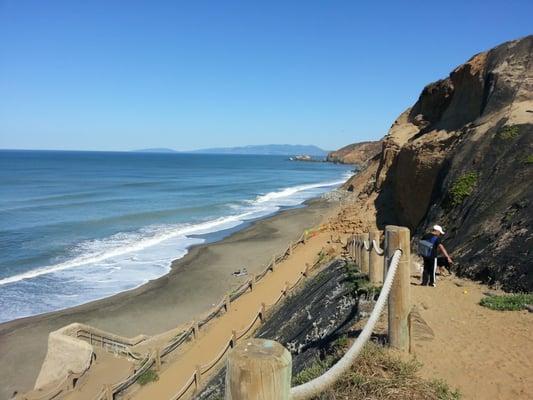 Pacifica Ca Dog Beaches