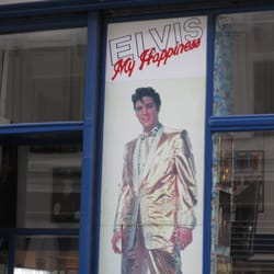 Elvis My Happiness la Boutique, Paris