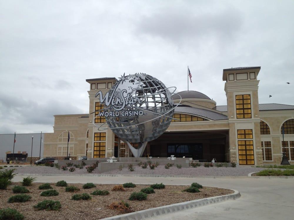Winstar world casino resort