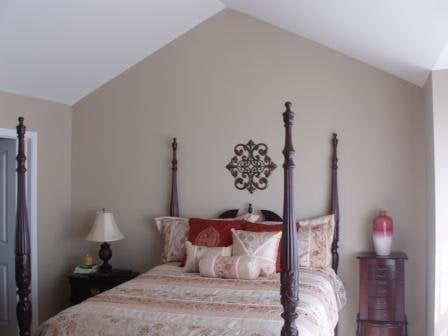 Condo Master Bedroom Beautifully Painted | Yelp