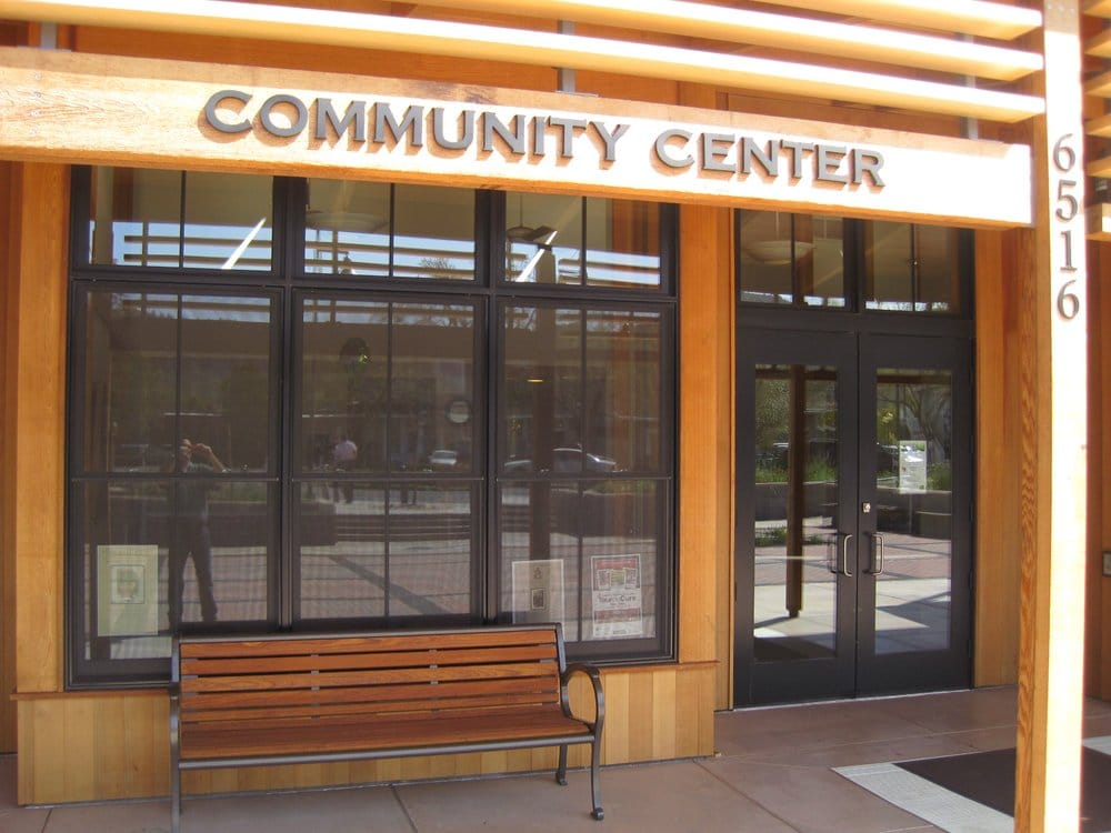 Commercial Storefront Windows : Yountville community center lowen windows commercial