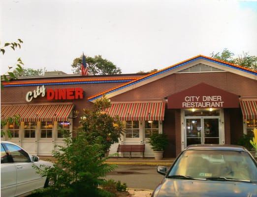 City Diner Bailey S Crossroads Va