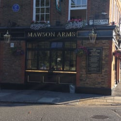 Mawson's Arms, London