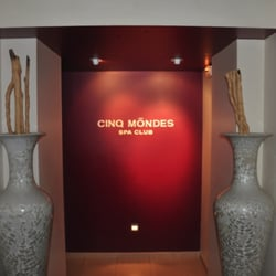 Spa des Cinq Mondes, Paris, France