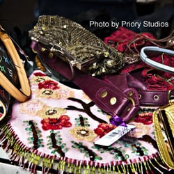 Designer handbags, photo by Priory Studios