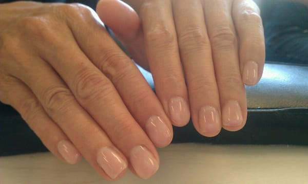 All Natural Manicure 72