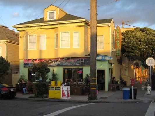 Java On Ocean Cafe San Francisco