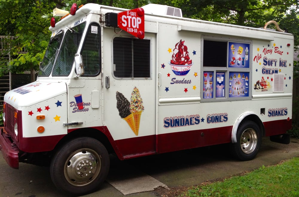 Used Food Truck For Sale >> Photos for Milford Soft Serve Ice Cream Truck | Yelp