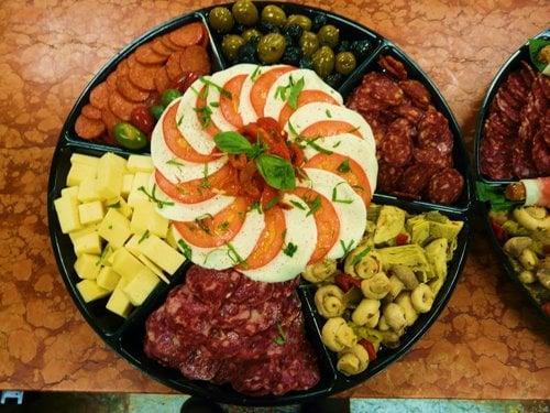 Antipasto platters images frompo Ina garten appetizer platter