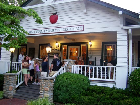 Applewood Farmhouse Restaurant Sevierville TN Yelp