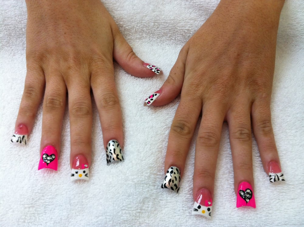 Queen Nail Design Nail Arts
