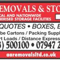 A A Removals Scarborough, Scarborough, North Yorkshire