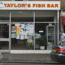 Taylors Fish Bar, East Grinstead, West Sussex