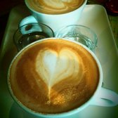 I heart lattes.