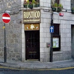 Rustico Restaurant, Aberdeen, UK