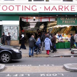 Tooting Market, London