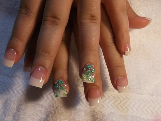 Acrylic Nails Bows Bow 3d Nail Designs | Yelp