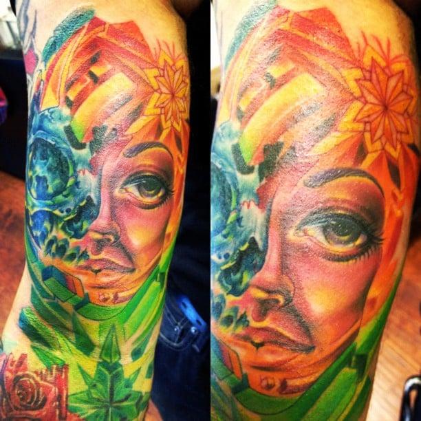 Photos for illuminati tattoo lounge yelp for Tattoo artists orange county