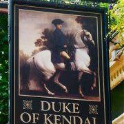 Duke Of Kendal, London