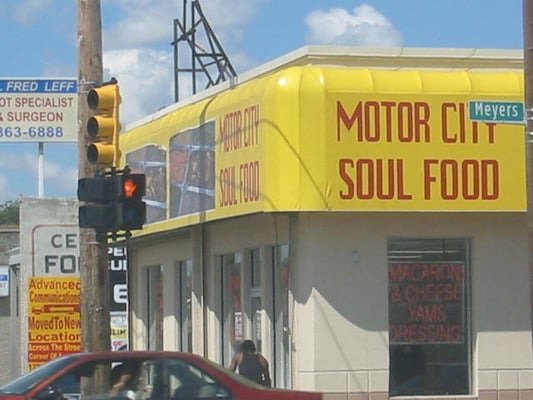 Motor City Soul Food Detroit Mi United States Yelp