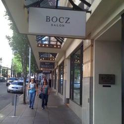 Bocz salon hair salons downtown seattle wa for 7 salon downtown seattle