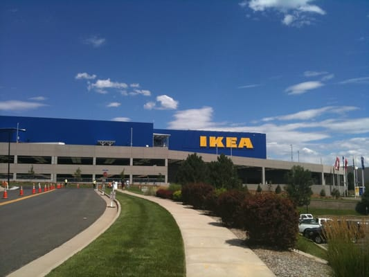 Ikea yelp review of the week for Ikea hours denver