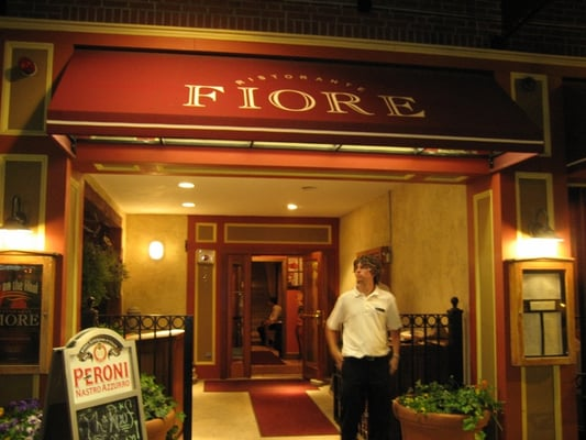 Ristorante Fiore Italian North End Boston Ma