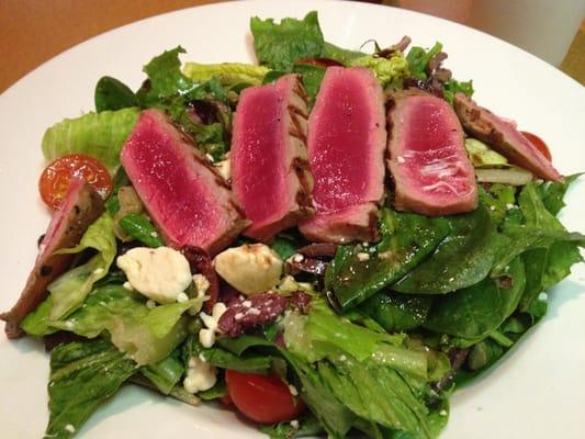 Mediterranean Salad with Ahi Tuna | Yelp