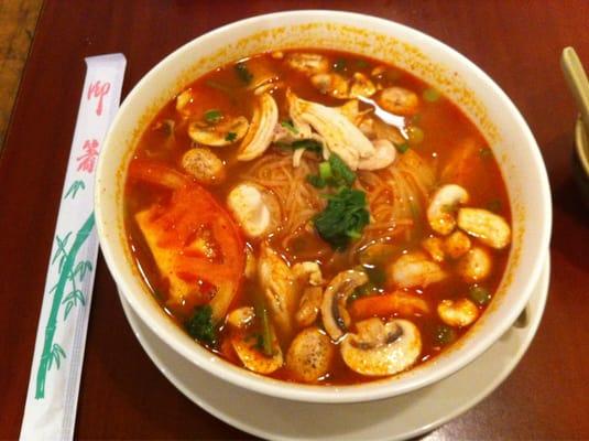 for thai noodle pad Tom soup noodle yum